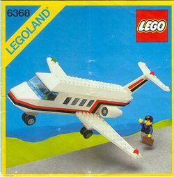 6368 Jet Airliner