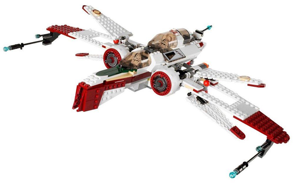 lego heroica video - Lego Star Wars Vaisseau Clone