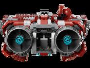 75025 Corvette Jedi de classe Défenseur 2