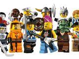 LEGO Minifigures Serie 4 8804