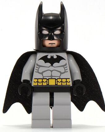 Lego Super Heroes Figurine Minifig BATMAN avec Batarang Dim002 NEW