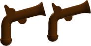 Green Cowboy Guns (RL)