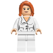 Pepper Potts Minifigure