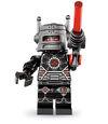 Série 8 Robot maléfique