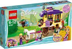 41157 Rapunzel's Travelling Caravan