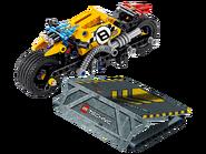 42058 La moto du cascadeur