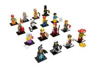 71004 Minifigures Série La Grande Aventure LEGO 2