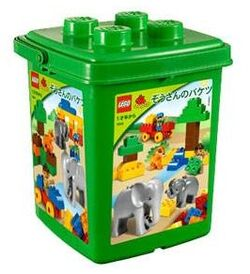 7614-Elephant Bucket