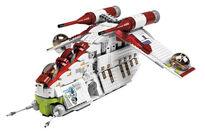 7676 Republic Attack Gunship