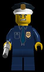 Rex (Cop Disquise)