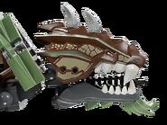 2509 La défense du dragon de terre 2