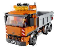 4434 Le camion à benne basculante 3