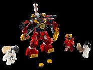 70665 Le robot samouraï