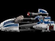 75022 Speeder Mandalorian 4