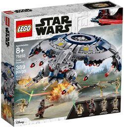 75233 Droid Gunship Box