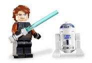 7669 Anakin's Jedi Starfighter 3