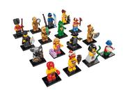 8805 Minifigures Série 5 2