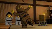 Dareth 2-Pirates contre ninjas
