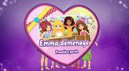Emma déménage: Première partie