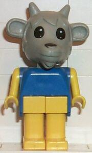 Fabuland Figure Goat 2