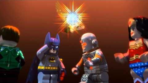 Lego DC Comics La Ligue des Justiciers L'attaque de la légion maudite ! (VF)