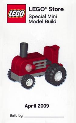 MMMB007 Tractor