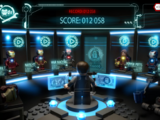 LEGO Iron Man 3 Online Game