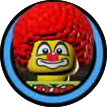 TLM Jeton 008-Emmet (Clown)