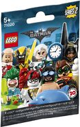 The LEGO Batman Series 2 Bag