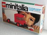 23 Delivery Truck Set