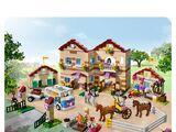 3185 Le camp d'équitation