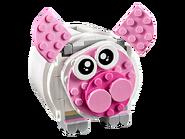 40251 Mini-tirelire cochon 2