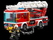 60107 Le camion de pompiers avec échelle 2