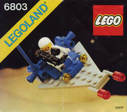 6803 Space Patrol