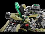 70164 Le vaisseau de Psyclone 7