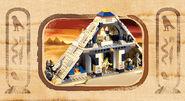 7327 La Pyramide du scorpion 7