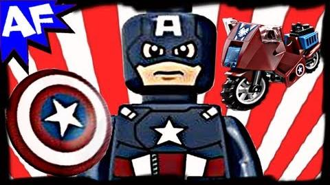 Captain America's Avenging Cycle Animated Superheroes Avengers review 6865