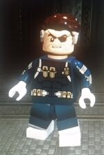 Custom Nick Fury