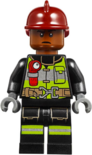 LEGO Firefighter (Marvel)