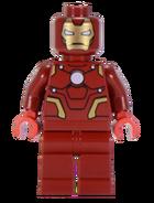Lego Iron Man (Comic)