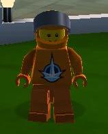 Nexus Astronaut