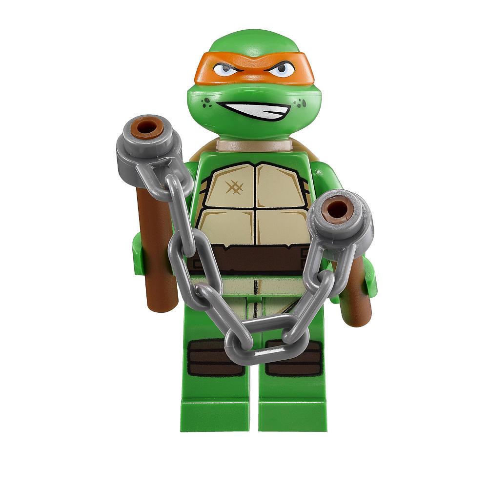 Micro Teenage Mutant Ninja Turtles Teenage Mutant Ninja Turtles film action Michelangelo