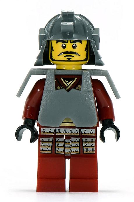 Lego 8803 Minifigures Series 3 Samurai