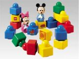 2592 Baby Mickey & Baby Minnie Stack 'n Learn
