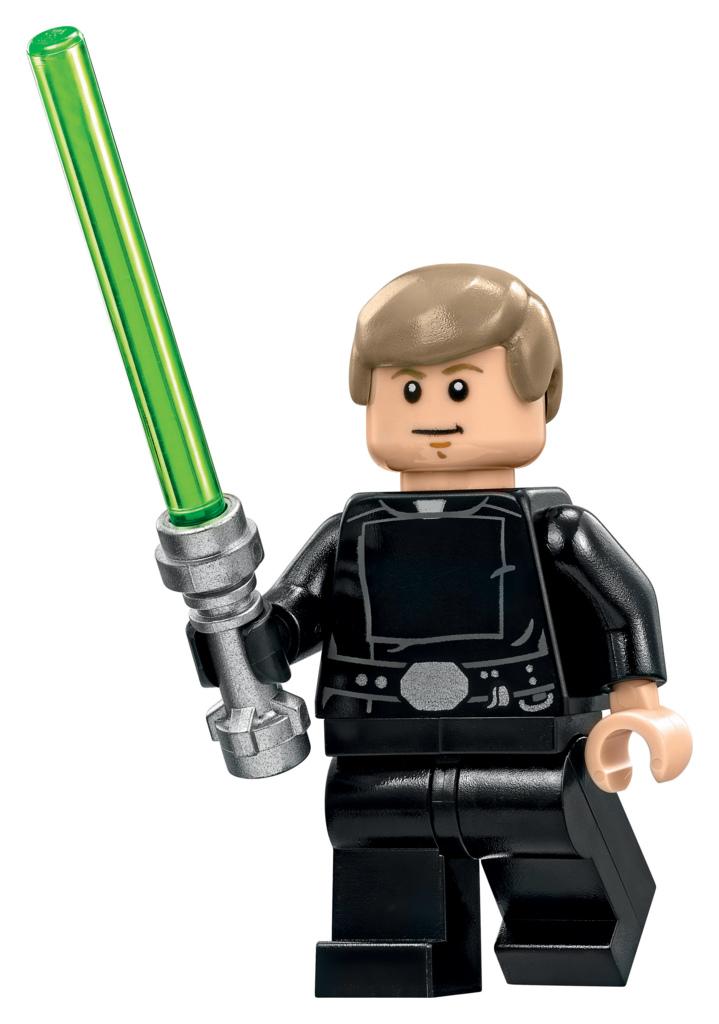 Luke Skywalker Brickipedia Fandom
