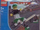 5015 Skateboarder