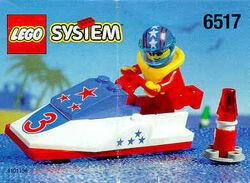 6517 Water Jet