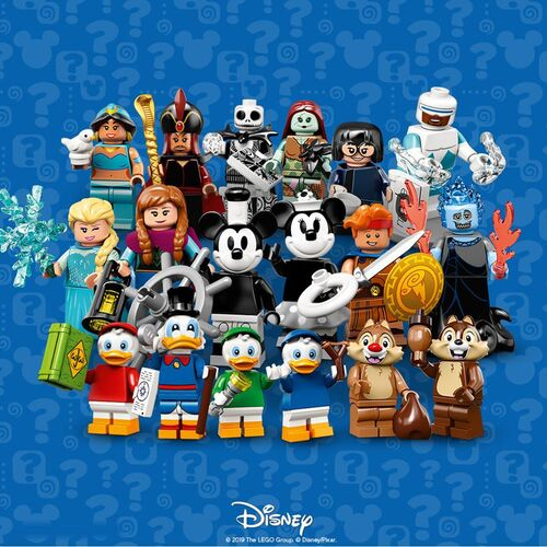 71024 Minifigures Série 2 Disney