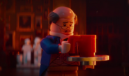 Alfred and a cup