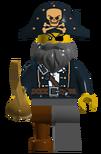 Captain Greybeard
